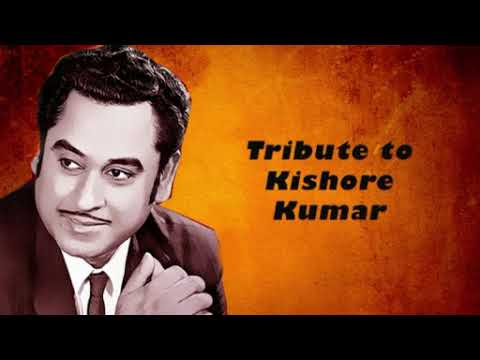 Many moods of Kishor kumar by Abhijeet