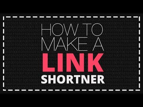 Coding a Link Shortener (PHP)