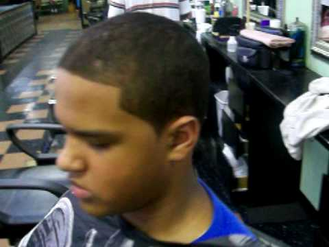 Afro No More Haircut Caesar After Part 2 Of 2 YouTube