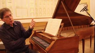 జ్ఞా Robert Levin plays Mozart on Mozart's piano - Stafaband