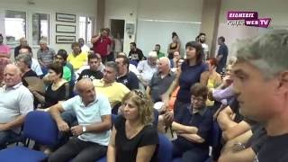 Συγκέντρωση στο Χωρύγι Κιλκίς κατά του κέντρου προσφύγων-Eidisis.gr webTV