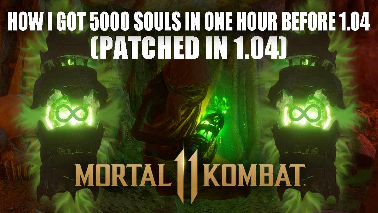 Mortal Kombat 11 update 1 04 patch notes | AllGamers