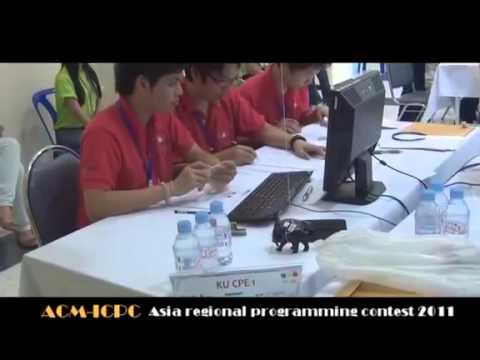 ACM ICPC Regional Asia Programming Contest 2011 at PSU Phuket