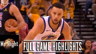 267c259b2c LA Clippers vs Golden State Warriors Game 1 Full Game Highlights 2019 NBA