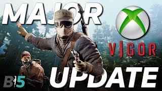 Vigor Xbox One MAJOR UPDATE - Duos, Looting, Movement, Gunplay, and Visual Overhaul!