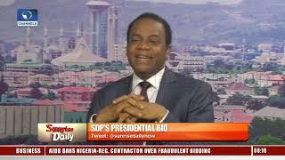SDP Crisis: Donald Duke Hails Appeal Court Judgment, Says It Is 'Interpretation Of Law' Pt.2
