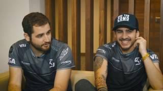PGL Major Kraków 2017 | Player Skins |  FalleN and coldzera - SK Gaming