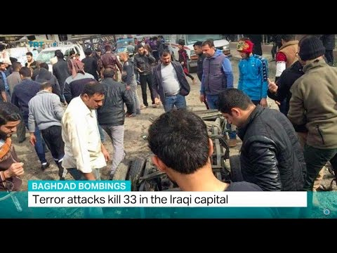 Baghdad Bombings: Terror attacks kill 33 in the Iraqi capital