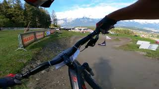 Innsbruck Dual Slalom - GoPro Course Preview w/Tomas Slavik