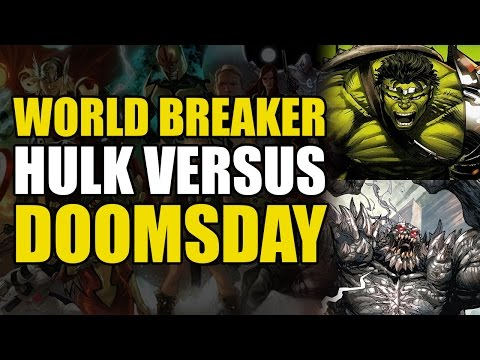 Marvel vs DC: World Breaker Hulk vs Doomsday