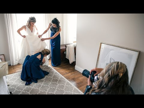 Wedding Photography Behind the Scenes with the Sony A7III & RIII