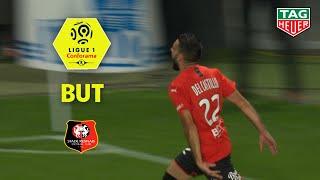 But Romain DEL CASTILLO (48') / Stade Rennais FC - Paris Saint-Germain (2-1)  (SRFC-PARIS)/ 2019-20