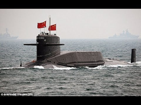 China tested a submarine launched new-ballistic-missile
