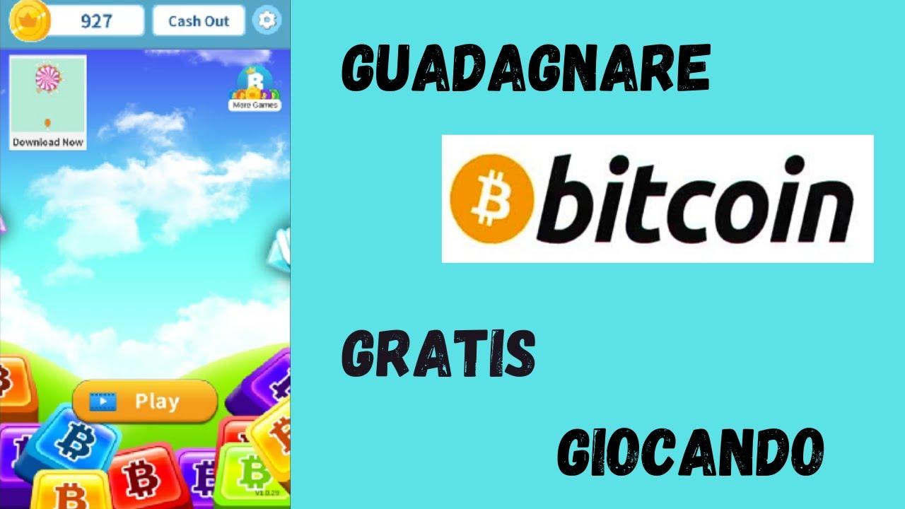 guadagnare bitcoin con app
