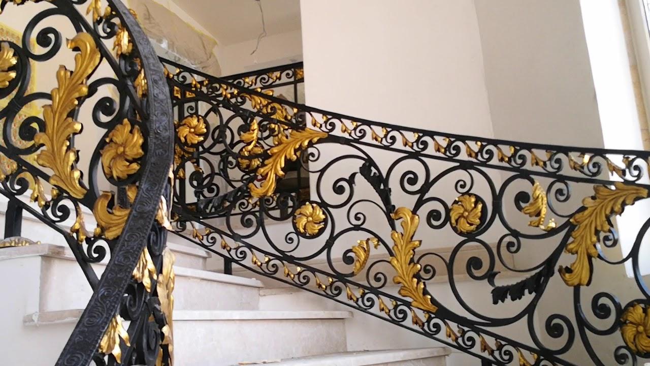 سلم حديد شركةالزعفران إيجيبت للحديد المشغول والنجف والديكورات Interior Home Decor Decor