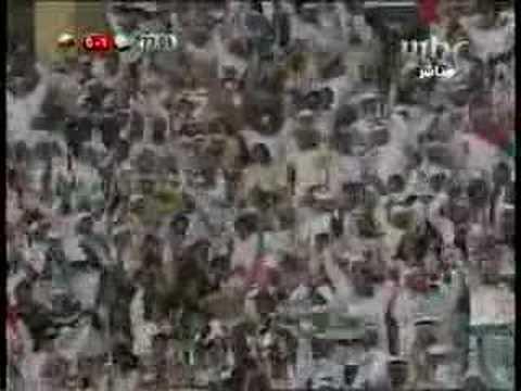 UAE goal againtst Oman  (Gulf cup 2007) Khaleeji 18