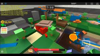 ROBLOX Super Bomb Survival All Skills and Perks (Partie 1)