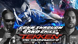 Miguel ft J Cole \u0026 Snoop Dogg Come Through \u0026 Chill \u0026 Tekken Tag  2 Your Sunset Customization Theme