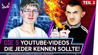 5 YouTube-Videos, die JEDER kennen sollte! – Teil 3 | TOP 5