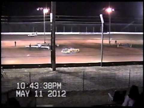 Doe Run Raceway Mini Stock Feature-May 11,2012
