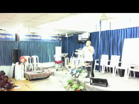 Tamil bible study Day 4, Part 2 Headlines: Egypt to Jerico Part 2