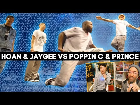 HOAN & JAYGEE VS POPPIN C & PRINCE FEAT SMOKE