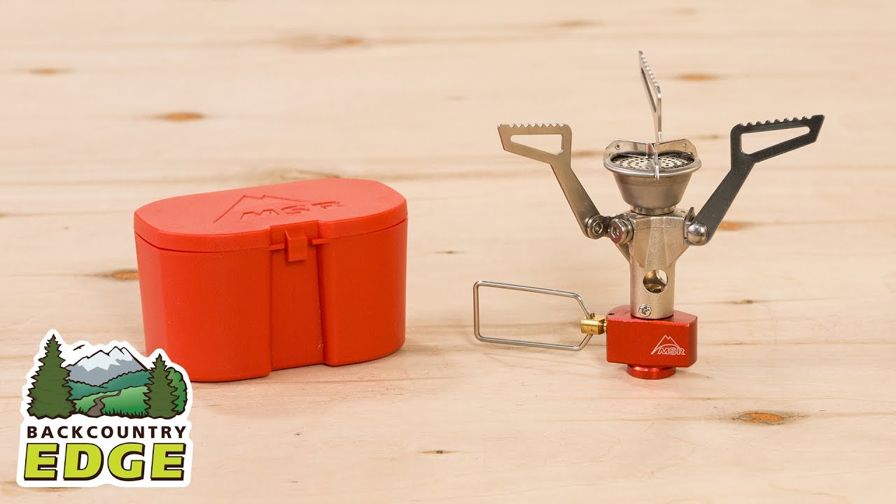 Pocket Rocket Stove >> Msr Pocketrocket 2 Canister Stove