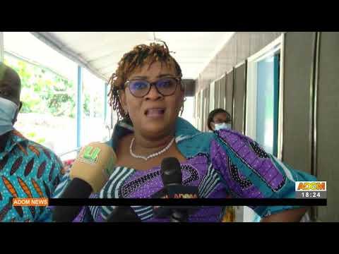 Hawa Koomson: Suspension of premix supply will be lifted if fishers reform -  Adom TV News (16-9-21)