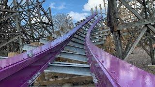 Iron Gwazi & Ice Breaker Roller Coaster Announcement! Construction Busch Gardens Tampa SeaWorld
