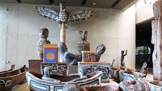 Vancouver CANADA (2016) Day-1: UBC, Museum of Anthropology, Museum of Vancouver