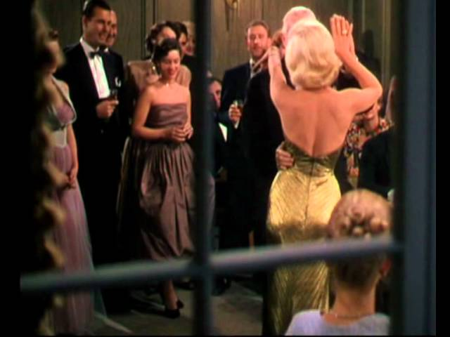 e61a97a6704 Dresses and Controversy in Gentlemen Prefer Blondes