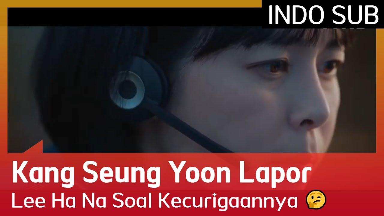 Kang Seung Yoon Lapor Lee Ha Na Soal Kecurigaannya 🤔 EP06 #Voice4 🇮🇩INDOSUB🇮🇩