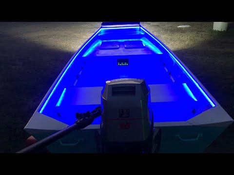 THE BEST Saltwater Jon Boat Build!