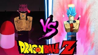 Super Saiyan ROSE Vs SSJB Kaioken x10 | Dragon Ball Z Final Stand ROBLOX