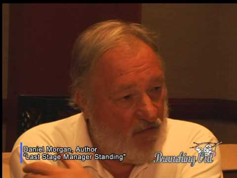 2015 Daniel Morgan interview on Branching Out TV