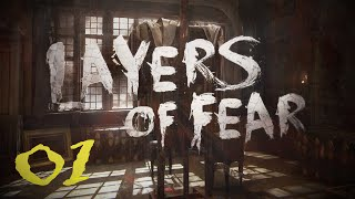 Layers of Fear : VISIONS D
