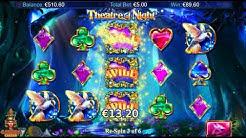 Theatre of Night Slot Machine Free Spins Feature - Nextgen Gaming Slots