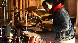 Carol of The Bells Drum Cover Arthur LA Buckner