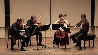 String Quartet No. 2 - David Del Tredici