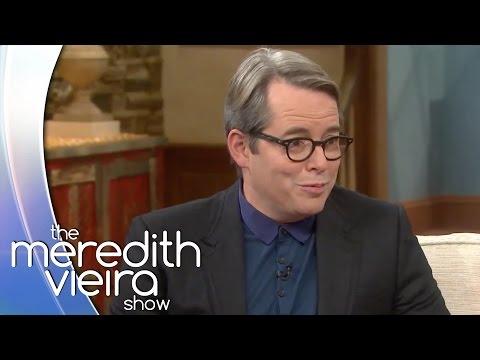 Matthew Broderick Met Ferris Bueller! | The Meredith Vieira Show