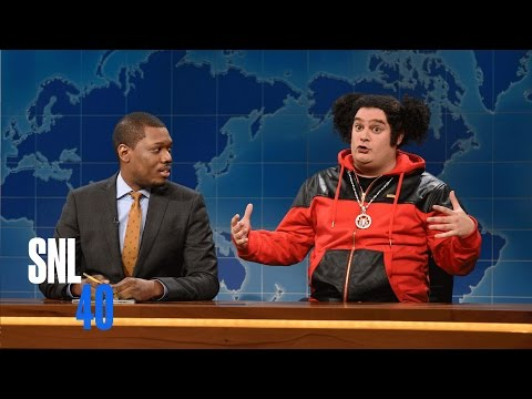 Weekend Update: Riblet - Saturday Night Live