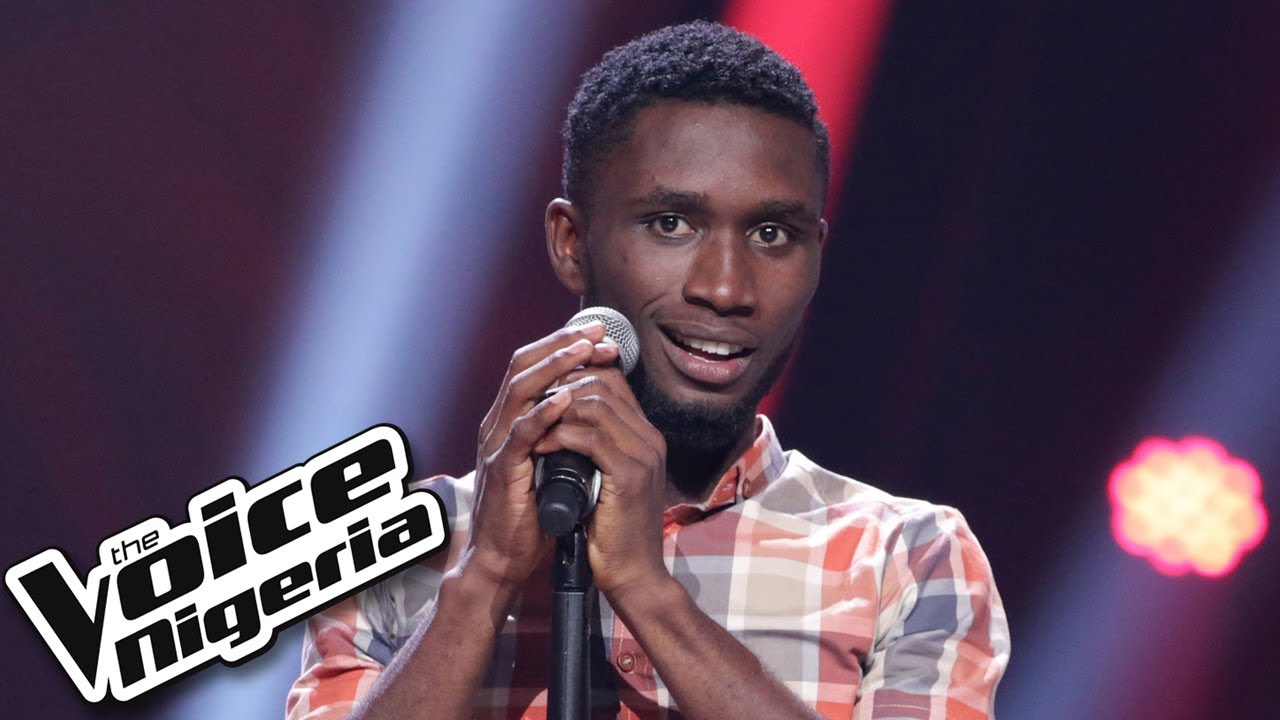 "Download Daniel Diongoli sings ""Zuchiya daya"" / Blind Auditions / The Voice Nigeria Season 2"