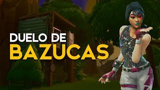 BAZUCAS DUEL-TOP SOLO BR-608 WINS (Fortnite Battle Royale libre) [PT-BR]-Softe