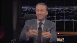 Bill Maher: Liberals Afraid to Criticize Islam & be Called Racists