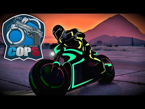 DOJ #32 [CIV] | LAND SPEED RECORD | GTA 5 Roleplay