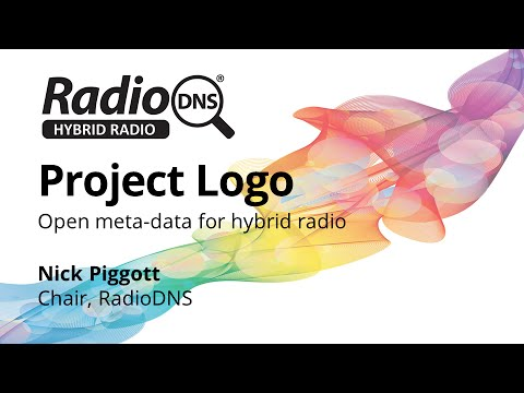 Project Logo - Improving the experience of broadcast radio in the connected car