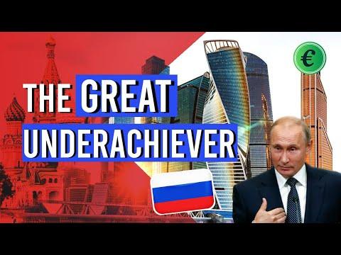 The Economy of Russia - The world's breadbasket?