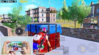 iPhone 8 Plus PUBG MUNNO   4 Finger + Full GYRO   Handcam Gameplay #16