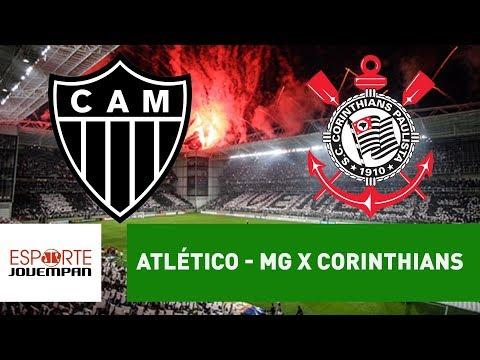 Atlético-MG 1 X 0 Corinthians - 29/04/18 - Brasileirão