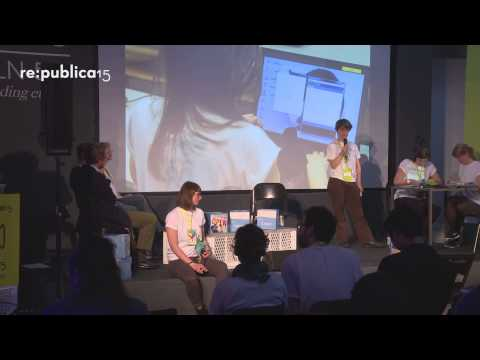 re:publica 2015 - Code Week Award: Digitale Kompetenz durch kreatives Programmieren bei Kindern... on YouTube